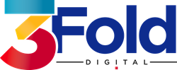 3 Fold Digital, Inc | Digital Marketing & Web Design Logo